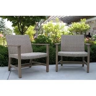 legette patio chair set of 2