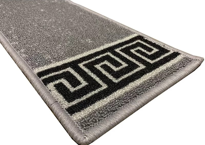 Bintliff Washable Skid Slip Resistant Stair Tread Reviews Joss   Washable Carpet Stair Treads   Removable Washable   Machine Washable   Rubber Backing   Slip Resistant   Self Adhesive