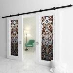 Homacer T Shape Standard Double Barn Door Hardware Kit Reviews Wayfair