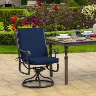 texture outdoor seat back cushion