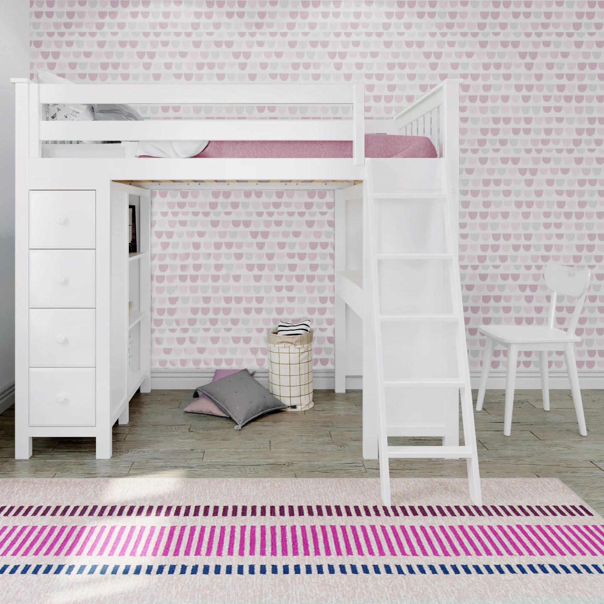 kids beds with storage wayfair