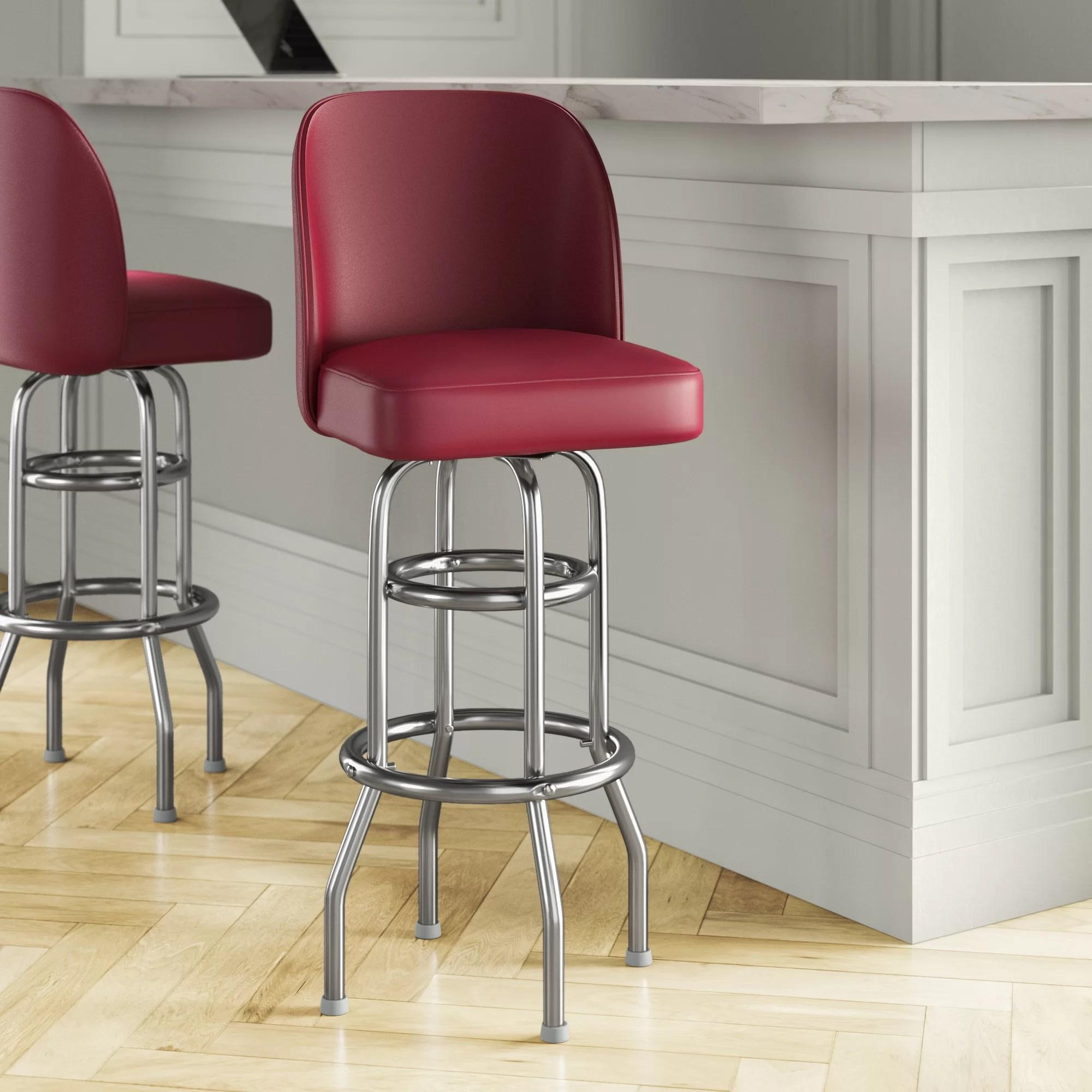 Premier Hospitality Furniture 30 Swivel Bar Stool Wayfair