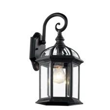Eden 1-Light Outdoor Wall Lantern