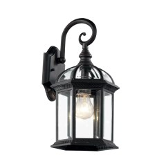 Eden 1-Light Outdoor Wall Lantern