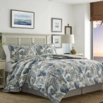 Tommy Bahama Home Raw Coast Reversible Duvet Cover Set Reviews Wayfair