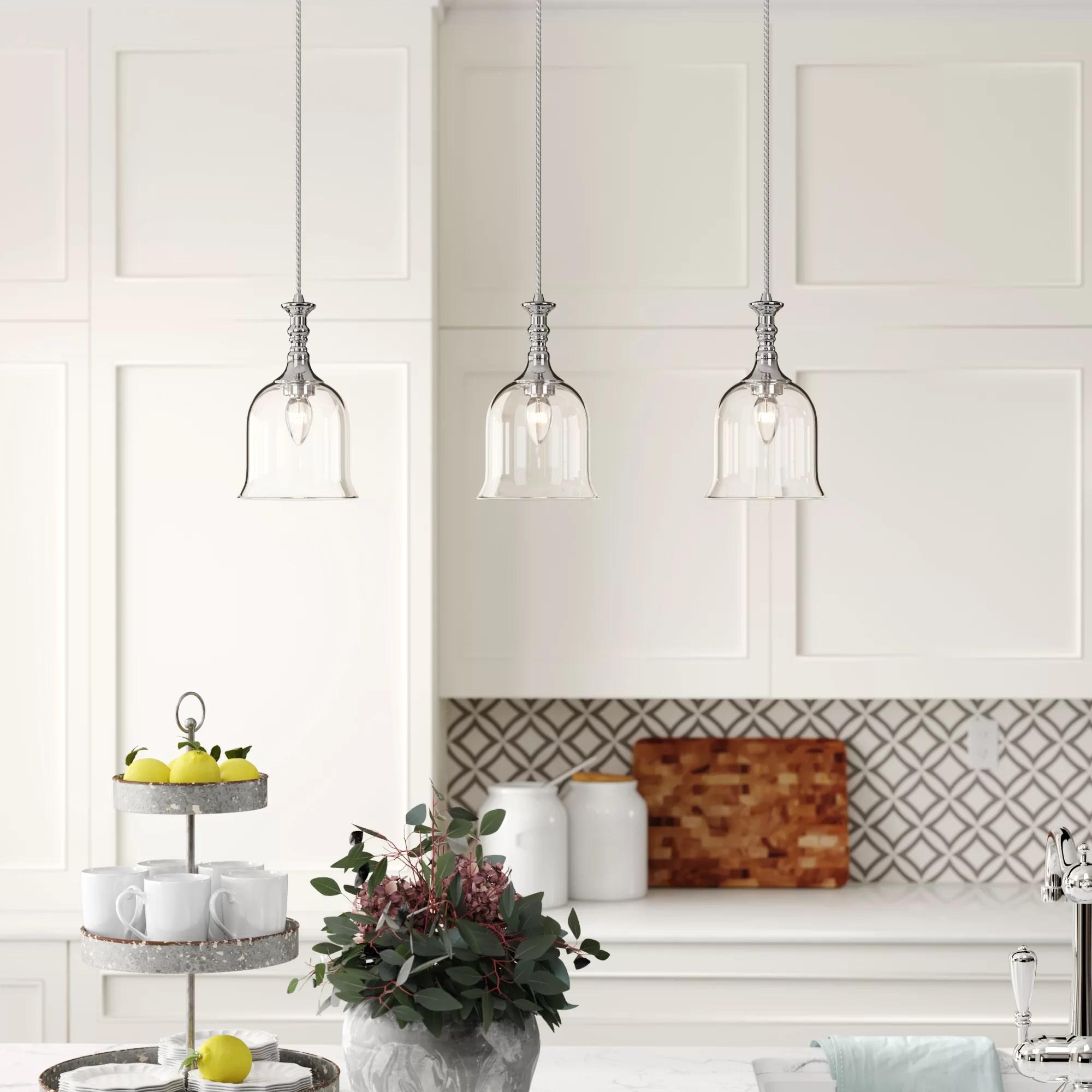 kitchen island lighting wayfair