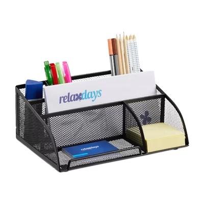 Schreibtisch Organizer Metall 2021