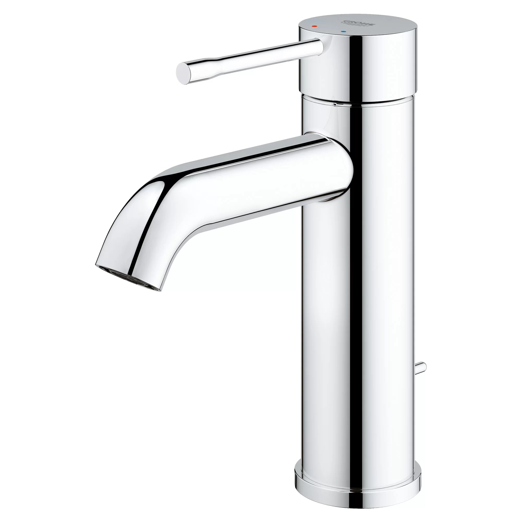 essence single hole bathroom sink faucet