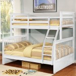 Viv Rae Warmley Twin Over Full Bunk Bed Reviews