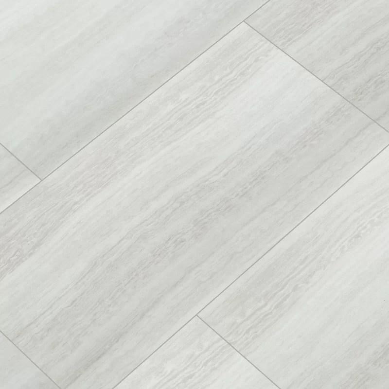 white ocean 12 x 24 x 5mm luxury vinyl tile