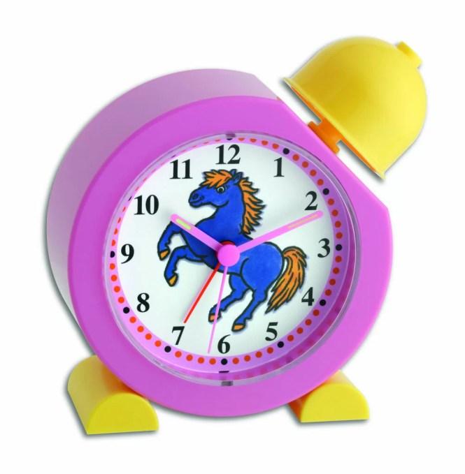 Bell Pony Alarm Clock