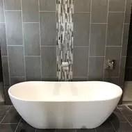loure wall mount bath spout