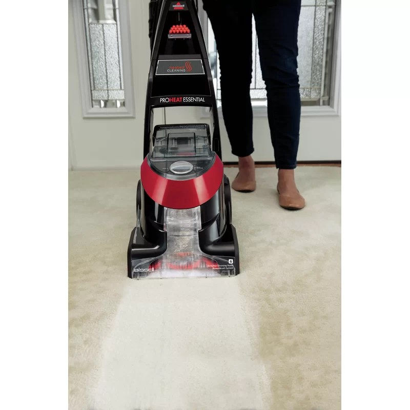 Bissell Proheat Essential Upright Carpet Cleaner Reviews Wayfair