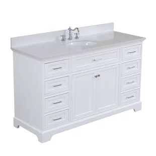eliason 60 single bathroom vanity set