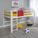 Dupuis Twin Low Loft Bed Reviews Joss Main