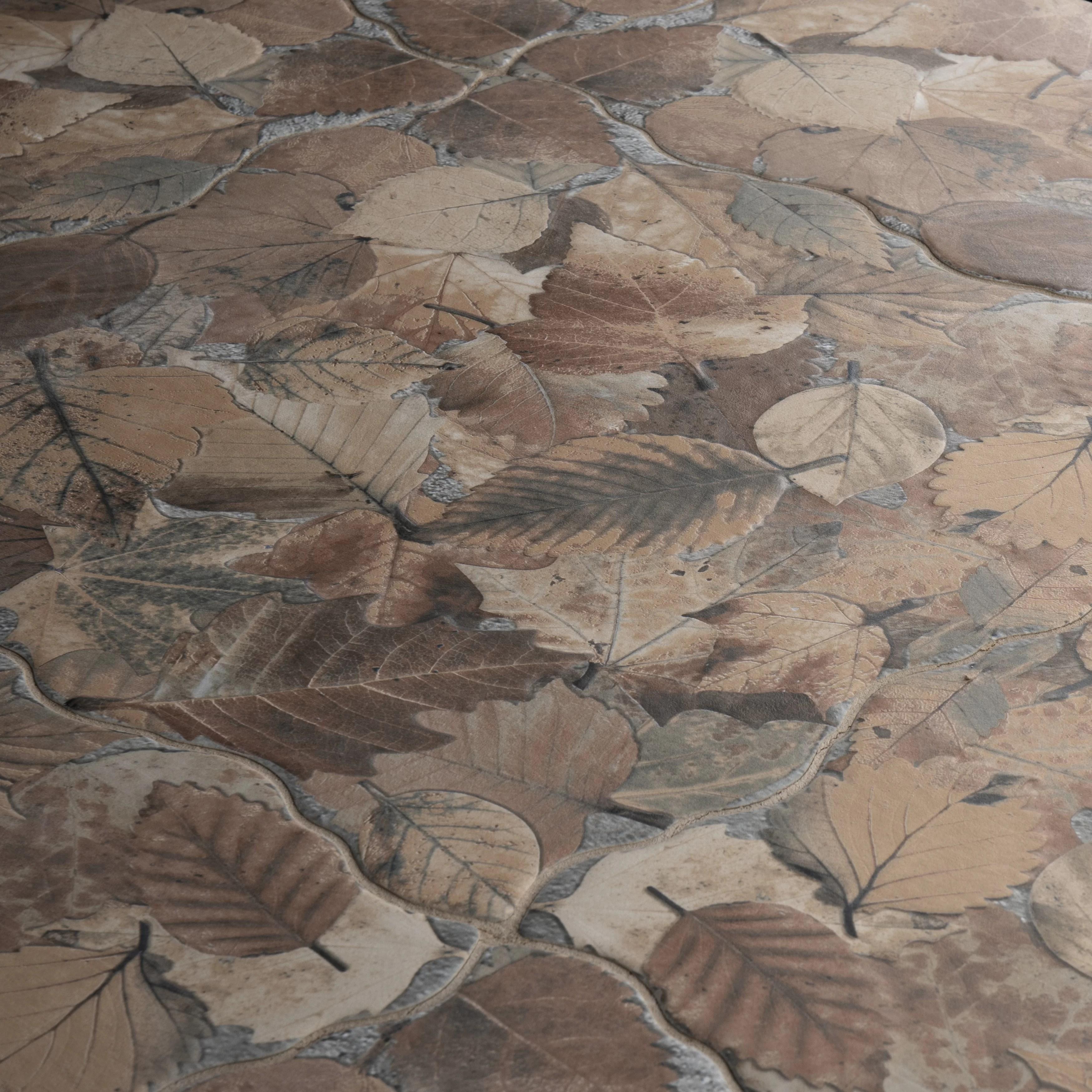piel 18 x 18 porcelain mosaic wall floor tile