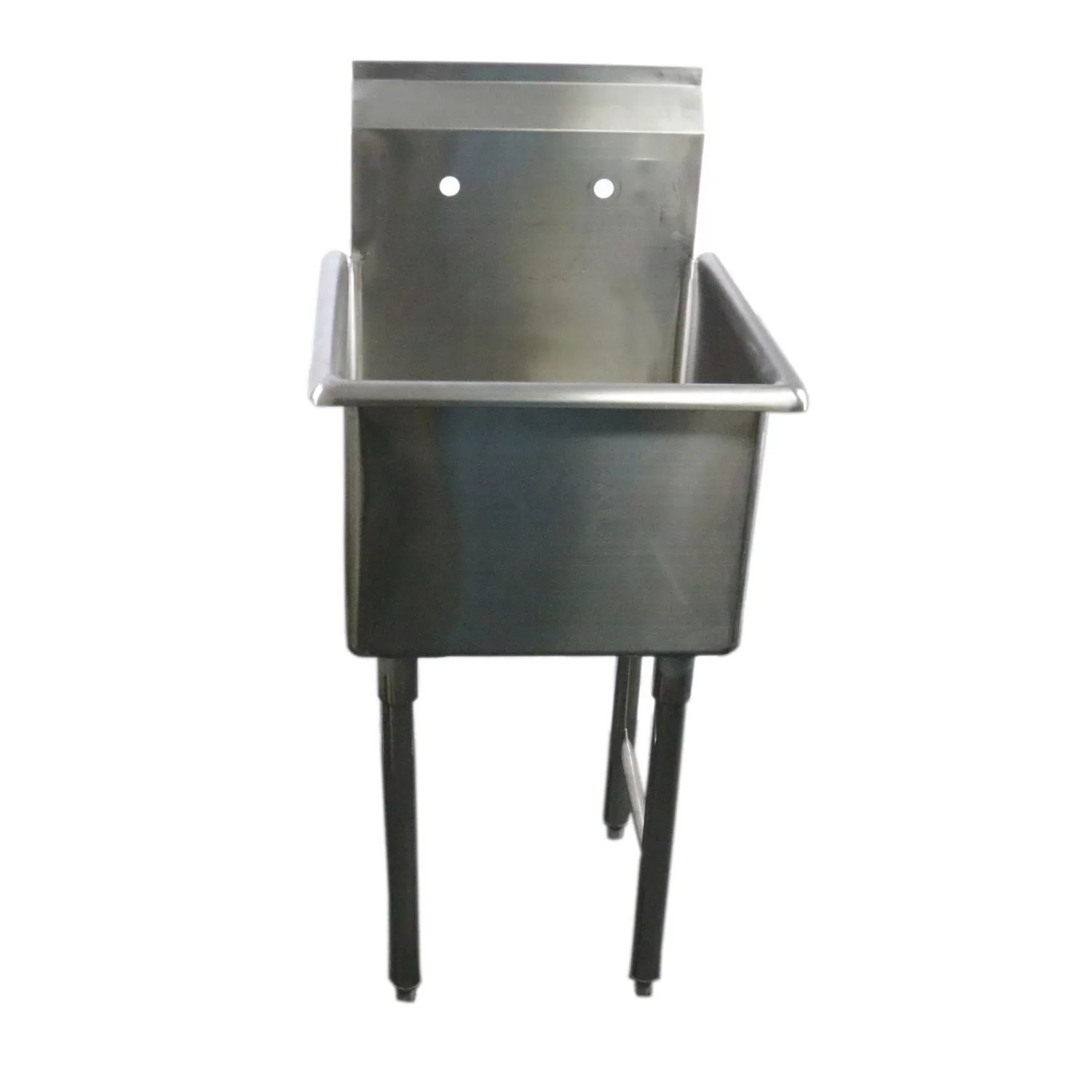 18 25 x 18 75 free standing laundry sink