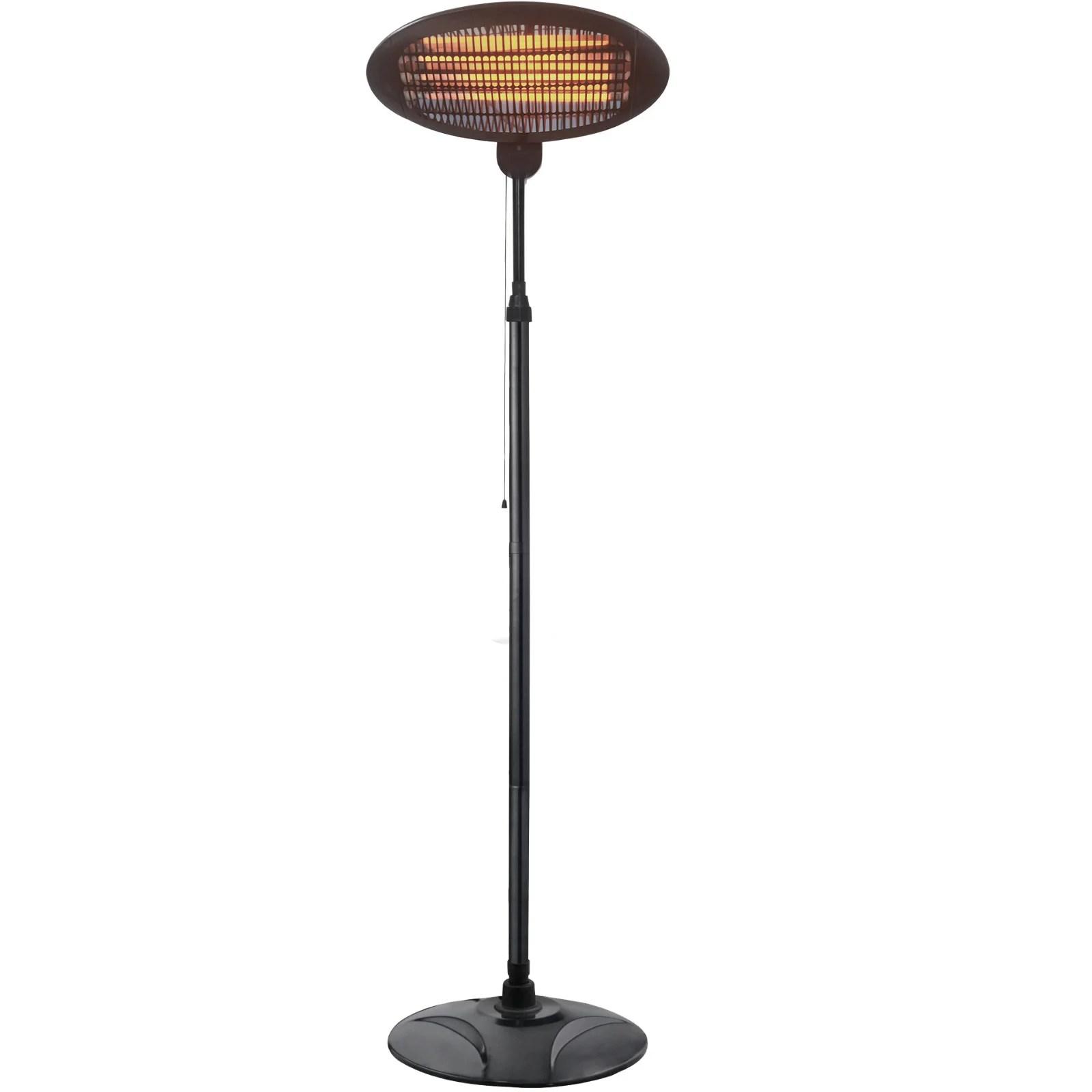 outdoor 1500 watt electric patio heater