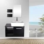 Elecwish White Ceramic Hand Painted Rectangular Vesel Bathroom Sink With Faucet Wayfair