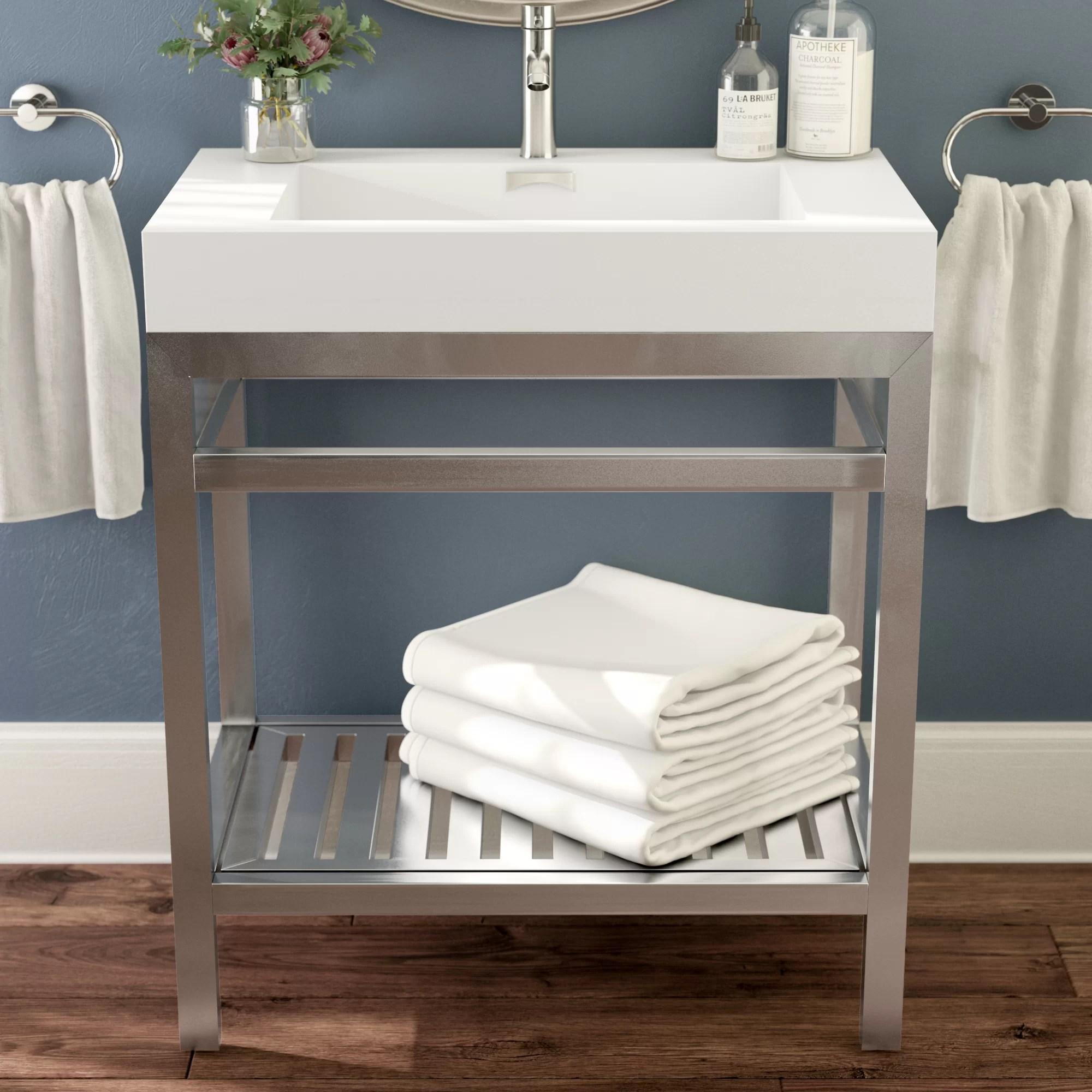 industrial bathroom vanities free