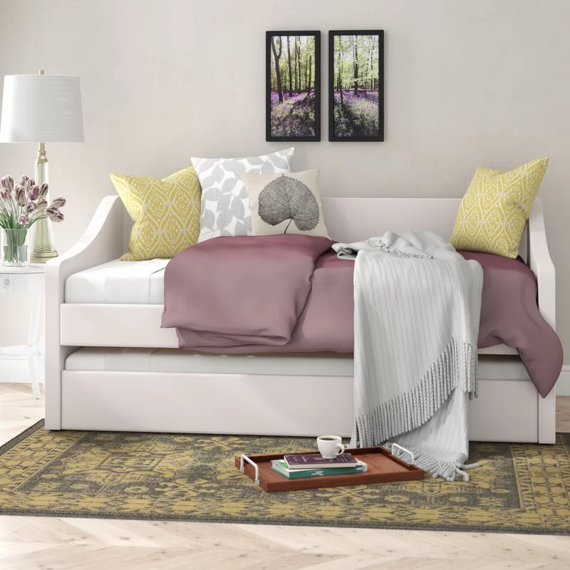 fieldsboro twin daybed with trundle