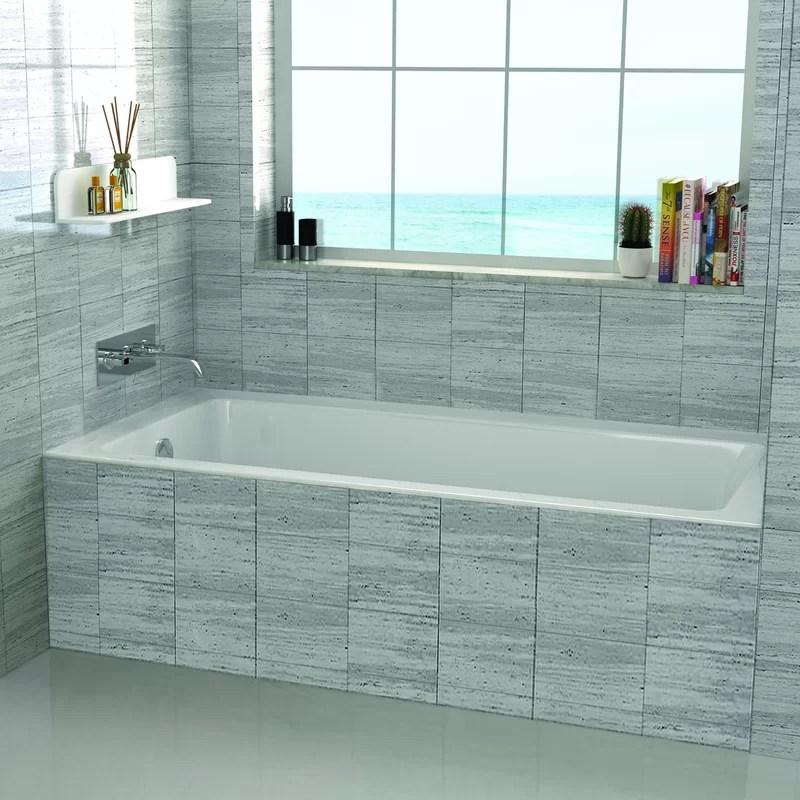 Fine Fixtures 48 X 32 Drop In Soaking Bathtub Amp Reviews