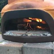 capri talavera tile pizza oven