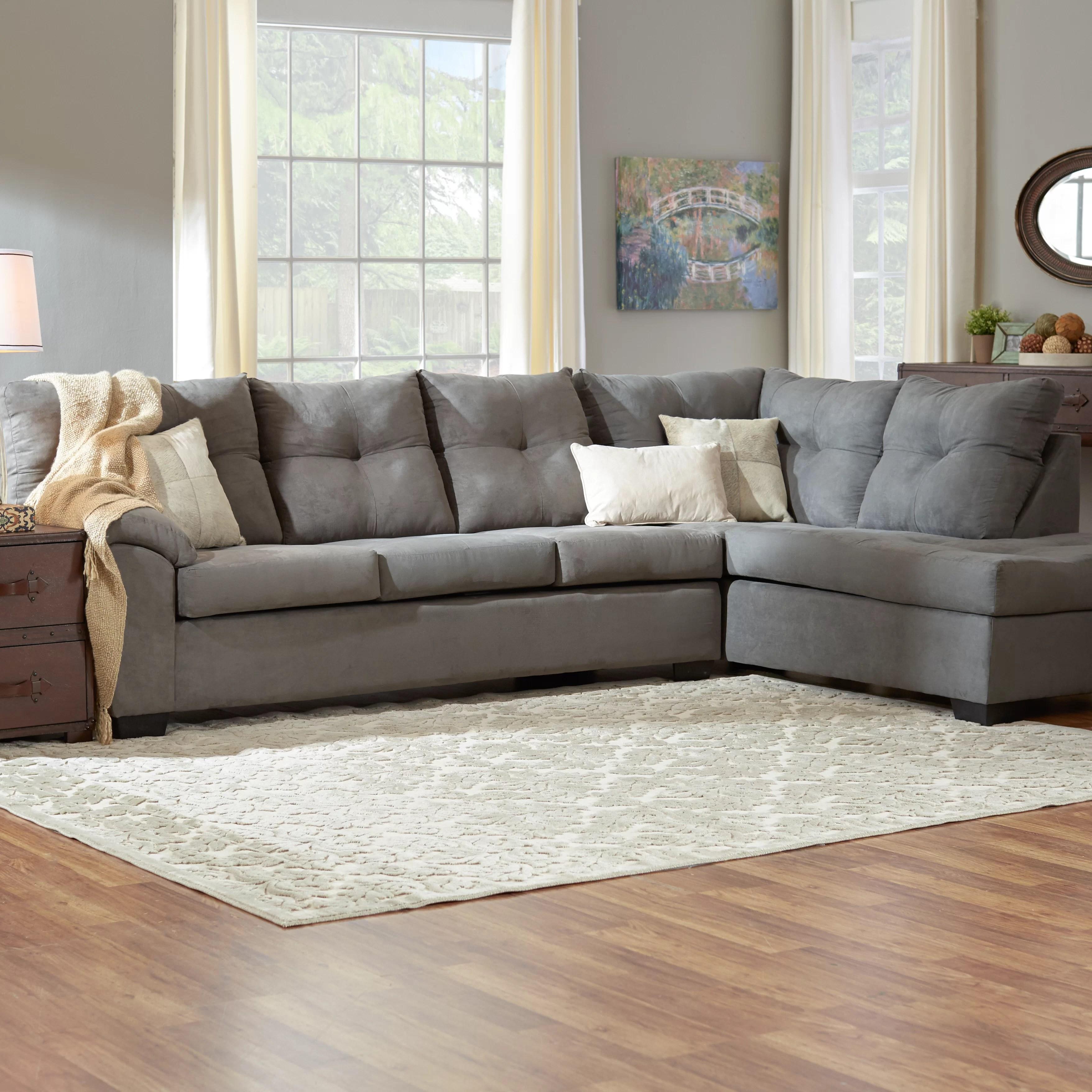 molinaro 122 right hand facing sofa chaise