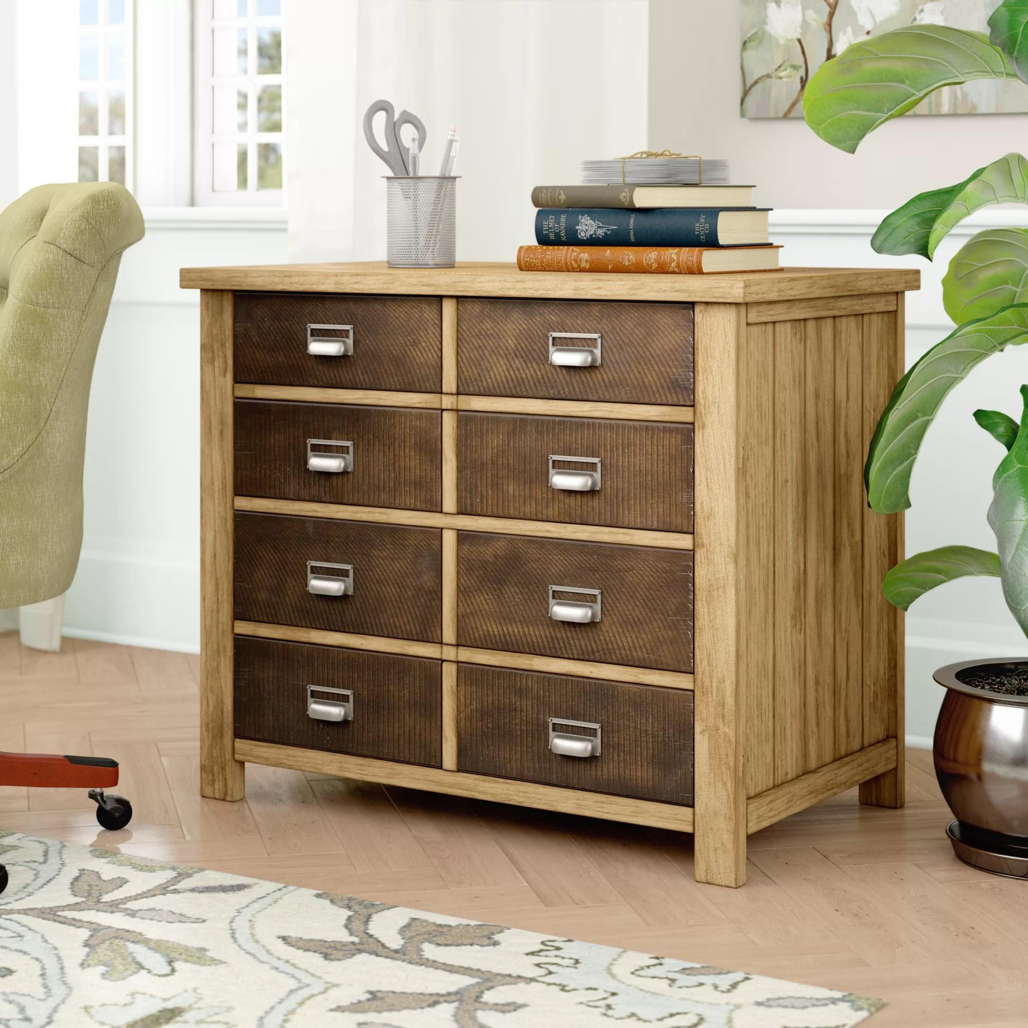 Gracie Oaks Barnett 2 Drawer Lateral Filing Cabinet Reviews