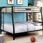Zoomie Kids Alfredo Full Over Queen Bunk Bed Reviews Wayfair