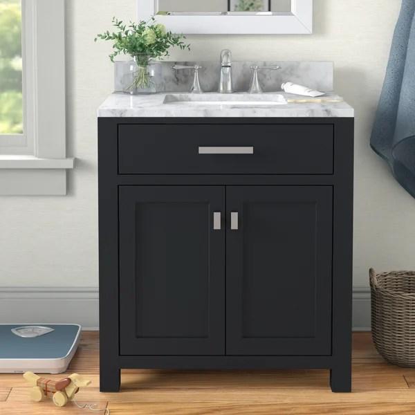very small sink vanity
