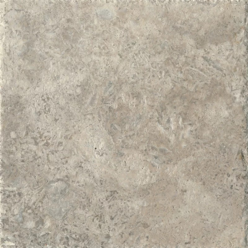 16 x 16 travertine stone look wall and floor tile