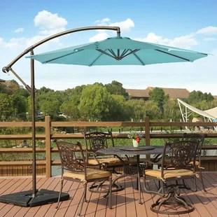 karr 120 cantilever umbrella