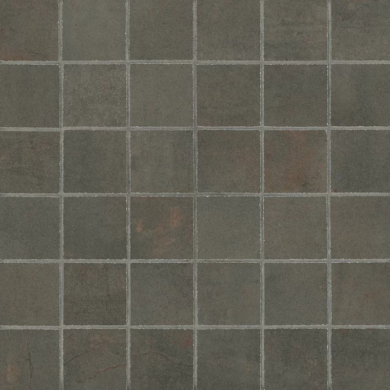 rebel 2 x 2 porcelain mosaic tile
