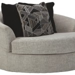 Ebern Designs Nevra Swivel Barrel Chair Reviews Wayfair