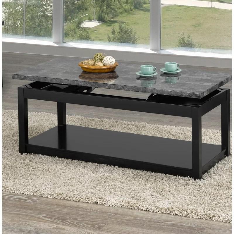kylee lift top coffee table