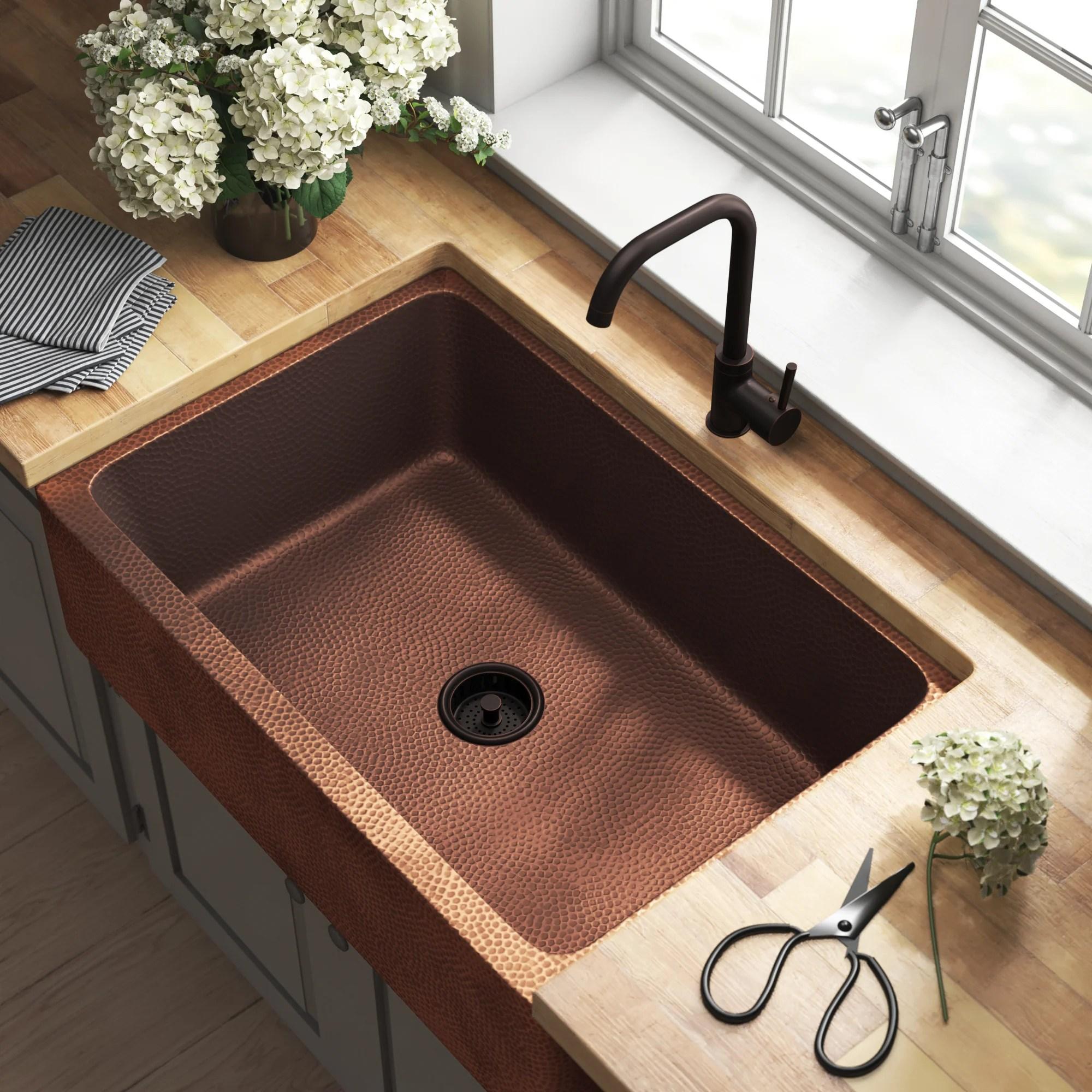 miron 33 l x 22 w undermount kitchen sink