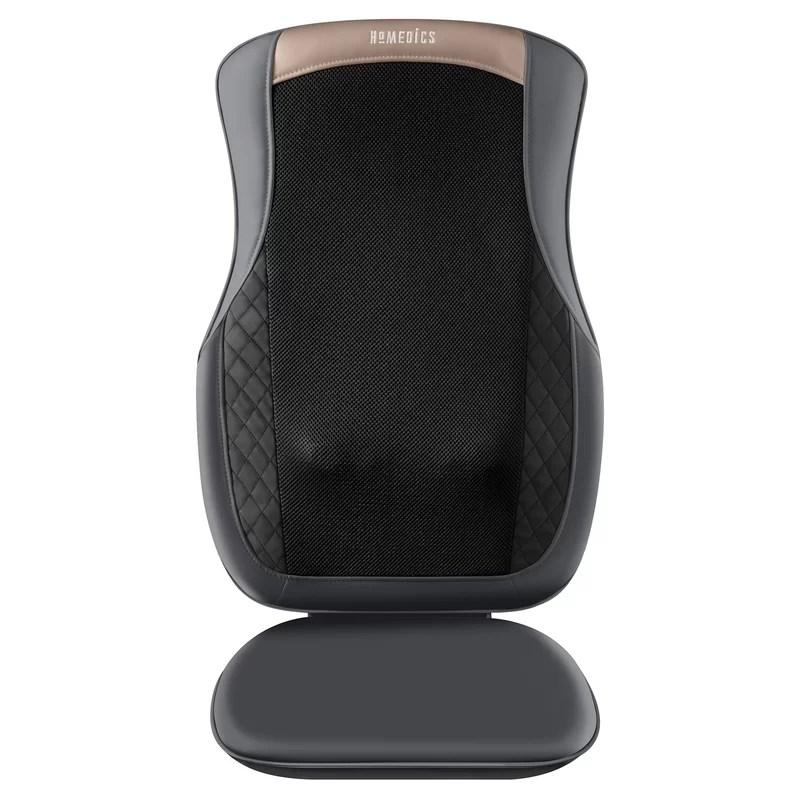 cordless shiatsu heated massage chair