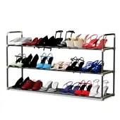 umbra imelda 10 pair stackable shoe