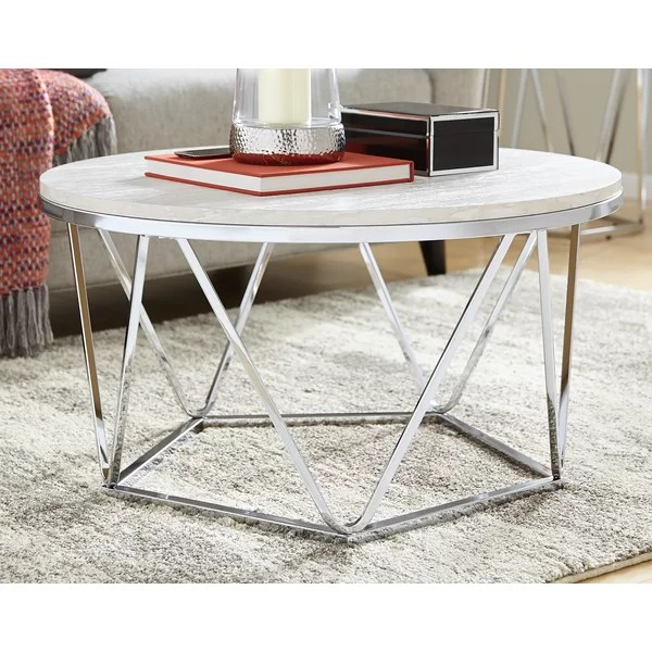 round coffee table base only