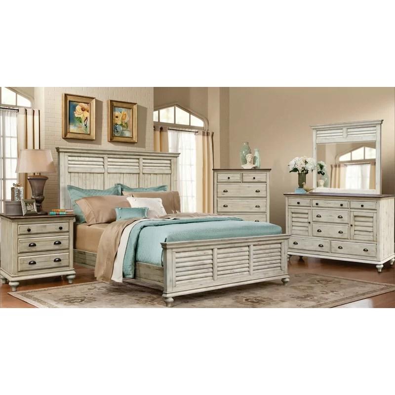 coppin standard 5 piece bedroom set