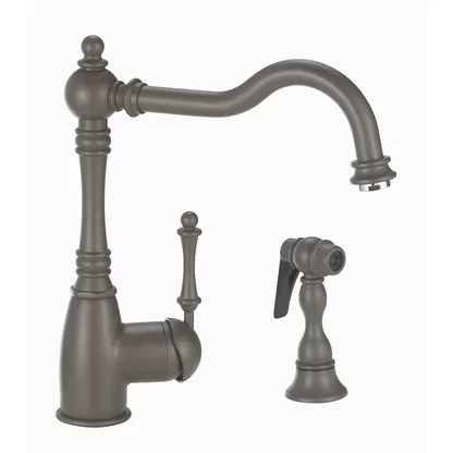 luxury low profile kitchen faucets