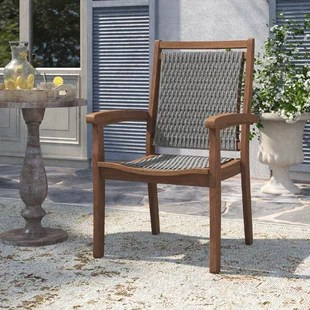 rustic outdoor dining chairs