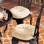 Andover Mills Sarver Indoor Outdoor Dining Chair Cushion Reviews Wayfair