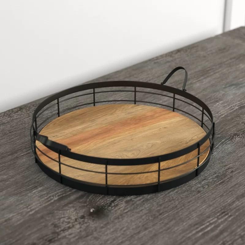 karratha ottoman coffee table tray