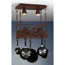 https www wayfair com kitchen tabletop sb1 rustic pot racks c415184 a2709 276532 html