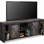 Millwood Pines Bettie Solid Wood Tv Stand For Tvs Up To 88 Inches Wayfair