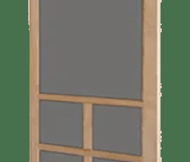 Victoria Wood Exterior Door