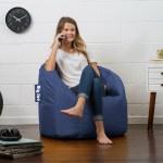 Comfort Research Big Joe Standard Bean Bag Chair Lounger Reviews