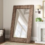 Wood Full Length Mirrors You Ll Love In 2021 Wayfair